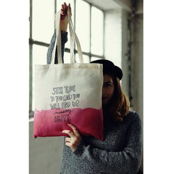 Organic Cotton Carry Bag