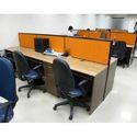 Modern Design Cubicle Workstation