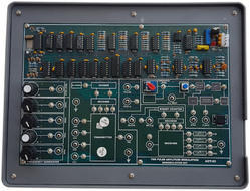 TDM Pulse Amplitude Modulation Demodulation Kit