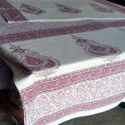 Rectangle 2 Pillow Covers Bed Sheet