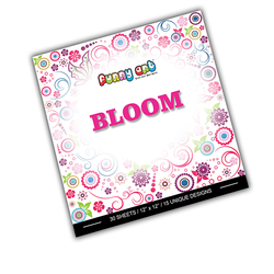 Craft Villa Bloom Craft Book