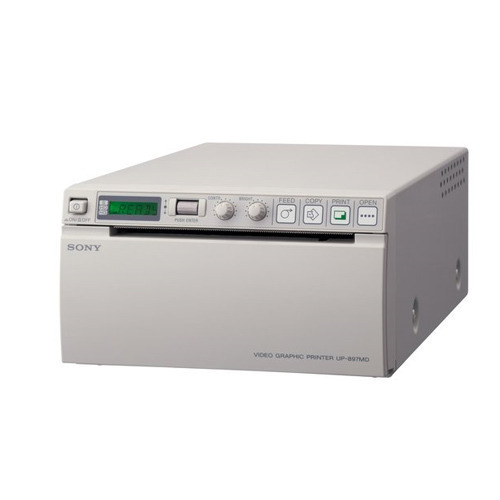 Sony Ultra Sound Printer, Model Number/Name: Upx898md