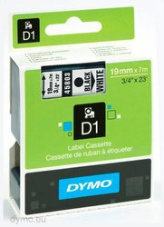 Dymo 45803 D1 Tape