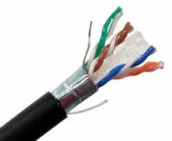 Cat 6 Shielded Armoured Cable