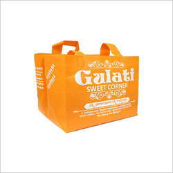 Non Woven Printed Bag, Bag Size : 10 x 14 - 19 x 21 Inches