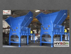 Quad Shaft Rotary Shredder