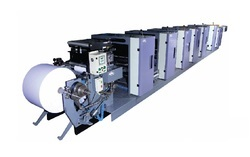 Stationary Printing Machine