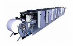 Stationary Printing Machine