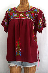 Women Mexican Blouses