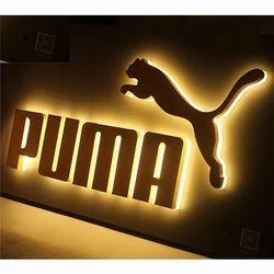 LED Puma Signage Logo