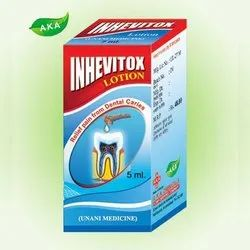 Inhevitox, Packaging Type: Plastic Container, Packaging Size: 05 Ml