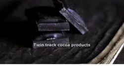 Live more Rectangular Couverture Dark Chocolate