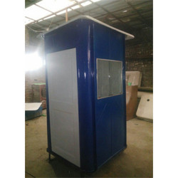 FRP Mobile Toilet Cabin