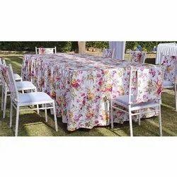 Laxmi Enterprises Cotton Printed Table Covers