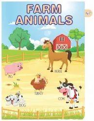 Farm Animals Dr Kanika Sharma Preschool books