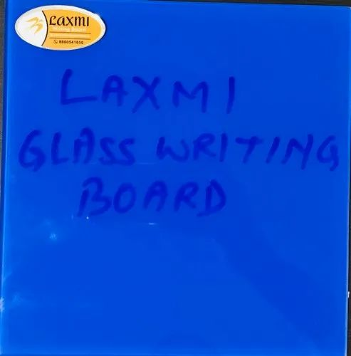 Non Magnetic Glass Writing Board