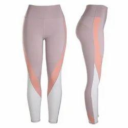 Yoga Pants Elastic Tight Running Fast Dry Fitness Pants Women's High Waist Hip Lifting Slim Leggings
