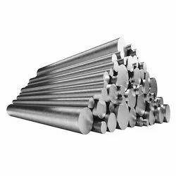 Silver Inconel Round Rod