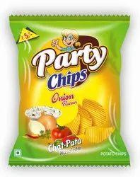 Potato Chips Pouches