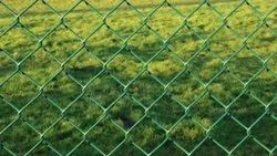 Roll Pvc Coated Chainlink Fencing, for Play Ground
