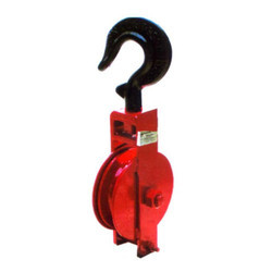 Single Close Pulley Sheave