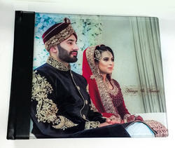 Wedding Photo Album Cover