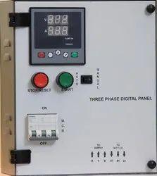 Digital Motor Starter Panel
