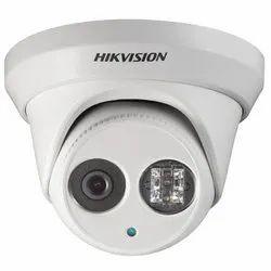 Hikvision 2 Megapixel EXIR CMOS Network Dome Camera, Model Name/Number: DS-2CD2320F-I