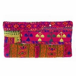 Embroidered Banjara Clutch