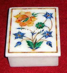 Marble Inlaid Gift Box