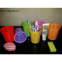 Plastic Tooth Paste Stand