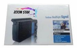 Black Zoom Star Samrat Radio DL225 FM TV Band