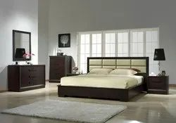 Wooden Double Bed 6 6