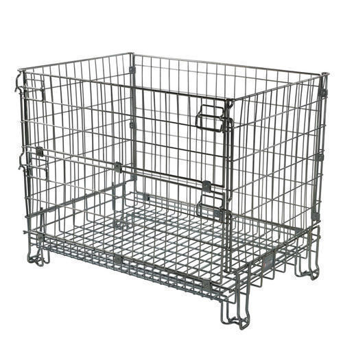 SS Euro Cage Trolley