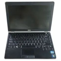 Intel Core I5 3rd Generation Used / Refurbished Dell 6230, 4 Gb Ddr3, Screen Size: 12.5