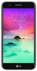 LG K10 2017 Titanium Phone
