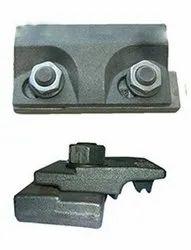 Mild Steel Rail Clip
