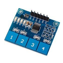 TTP224 4way Touch Sensor