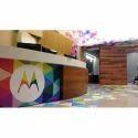 Floor Graphic Designing Service