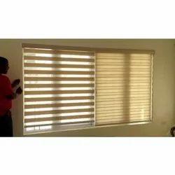 Plain PVC Horizontal Roller Blinds