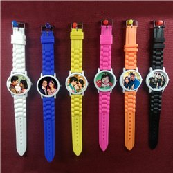 Silicon Sublimation Wrist Watch