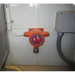 Gas Leakage Detection System