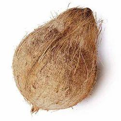 A Grade Solid Dehusked Coconut, Tamil Nadu, Packaging Size: 50 Kg