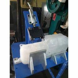 CST Engineering Aluminium Machining Holding Fixture
