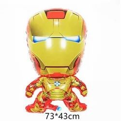 Ironman Foil Balloon For Birthday And Party