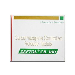 Carbamazepine Controlled Release Tablets