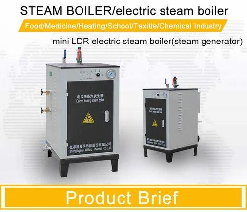 High Pressure Steam Boiler, Mini Electric Steam Generator - Tejas ...