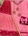 Cotton Salwar Suit With Embroidery Work