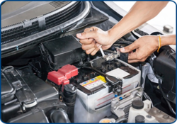 Batteries Installation And Maintenance Service