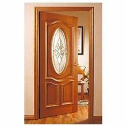Brown Fiber PVC Fibre Door